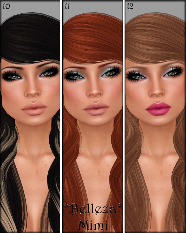 Belleza - Mimi 10-12