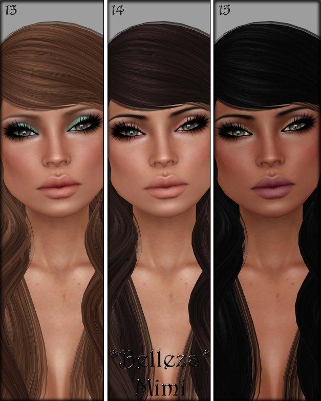 Belleza - Mimi 13-15