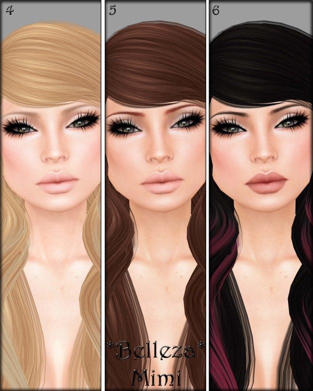 Belleza - Mimi 4-6
