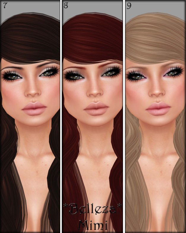 Belleza - Mimi 7-9