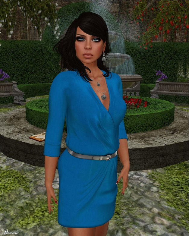 Cracked Mirror - Athena Dress-2