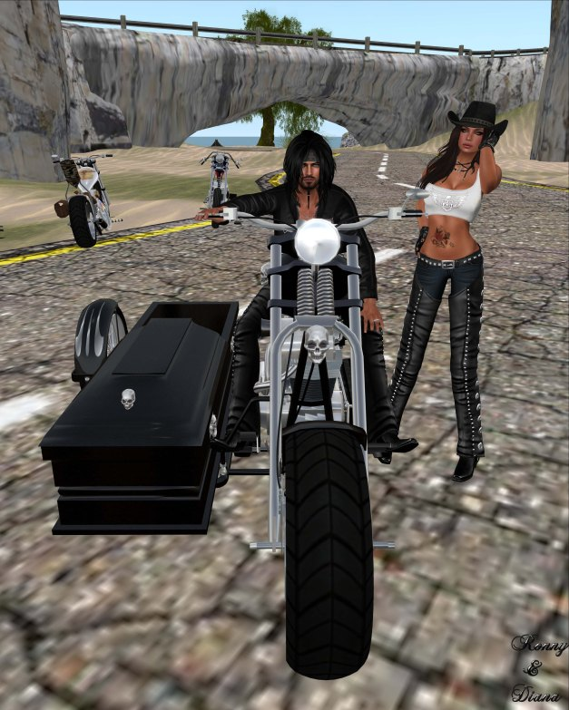 MayCreations - Mesh Leather Chaps & Jeans-1