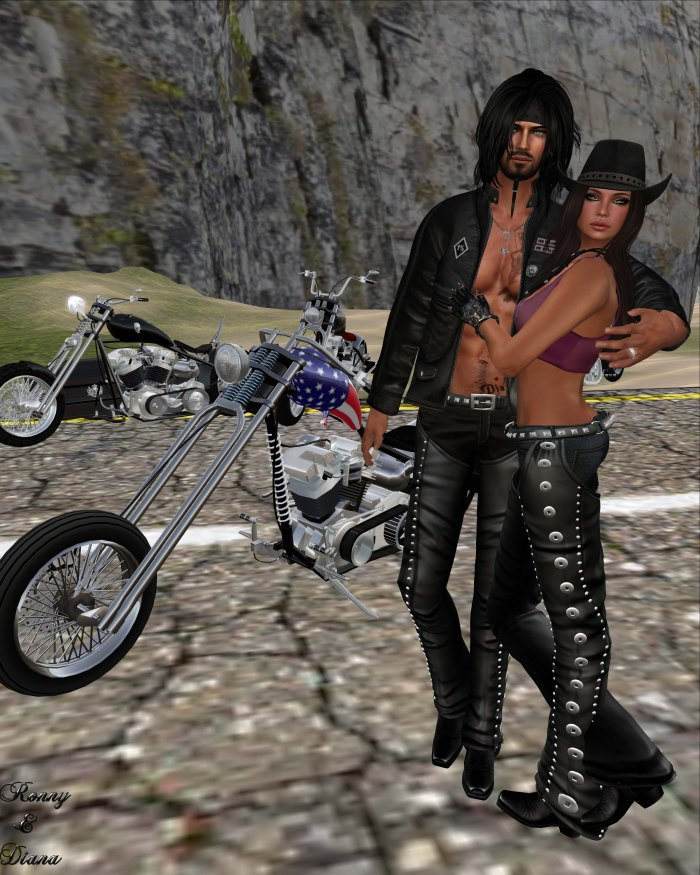 MayCreations - Mesh Leather Chaps & Jeans-2