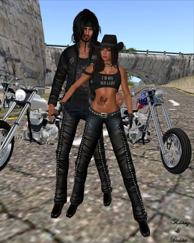 MayCreations - Mesh Leather Chaps & Jeans-3