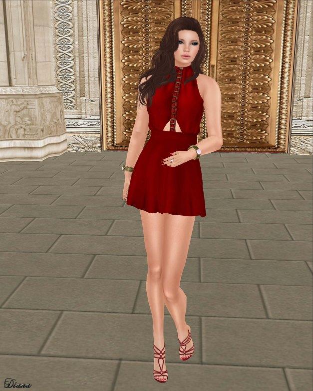 Ricielli - Venus red