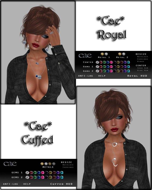 Cae - Royal and Cuffed