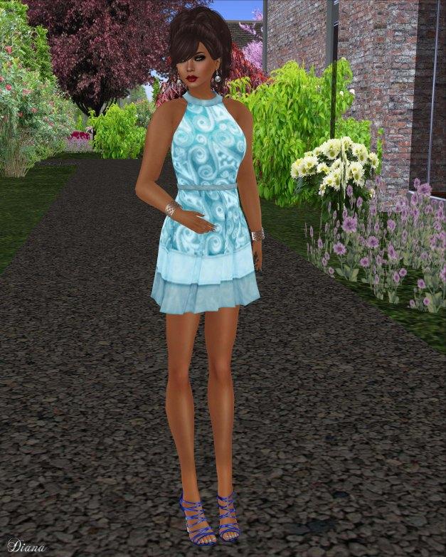 coldLogic - dress myna