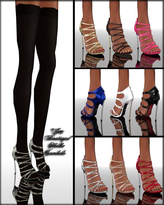 Gos Boutique - Halle Sandals