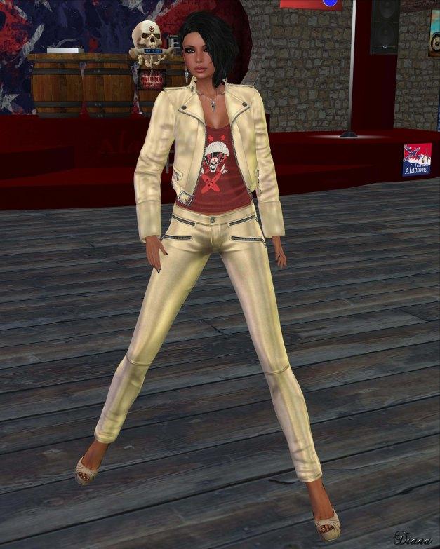 Lapointe & Bastchild - S'Wear Zipp Womens Leather Pants - Color Set-3