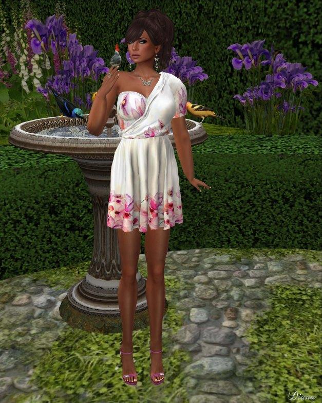 Redgrave - Miriam Summer Dress-1
