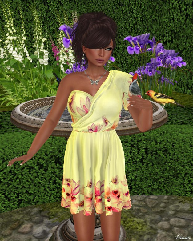 Redgrave - Miriam Summer Dress-2