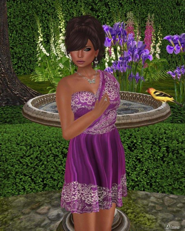 Redgrave - Miriam Summer Dress-3