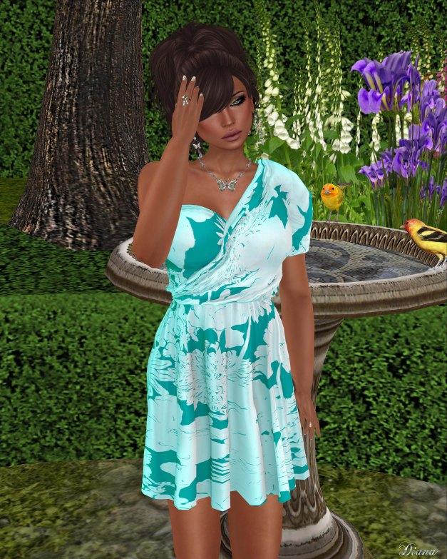 Redgrave - Miriam Summer Dress-4