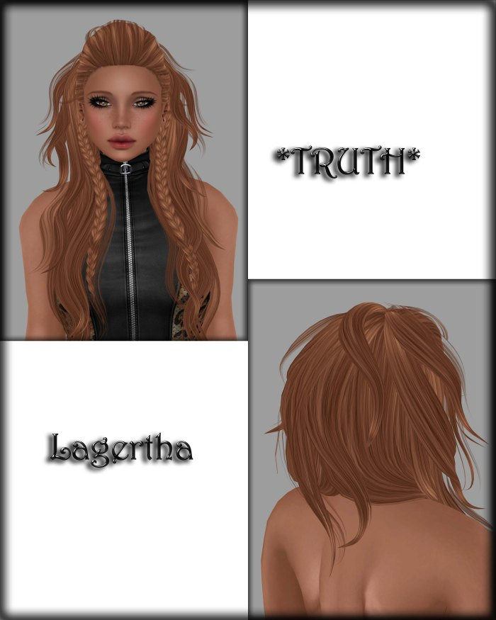 Truth - Lagertha LightBrowns