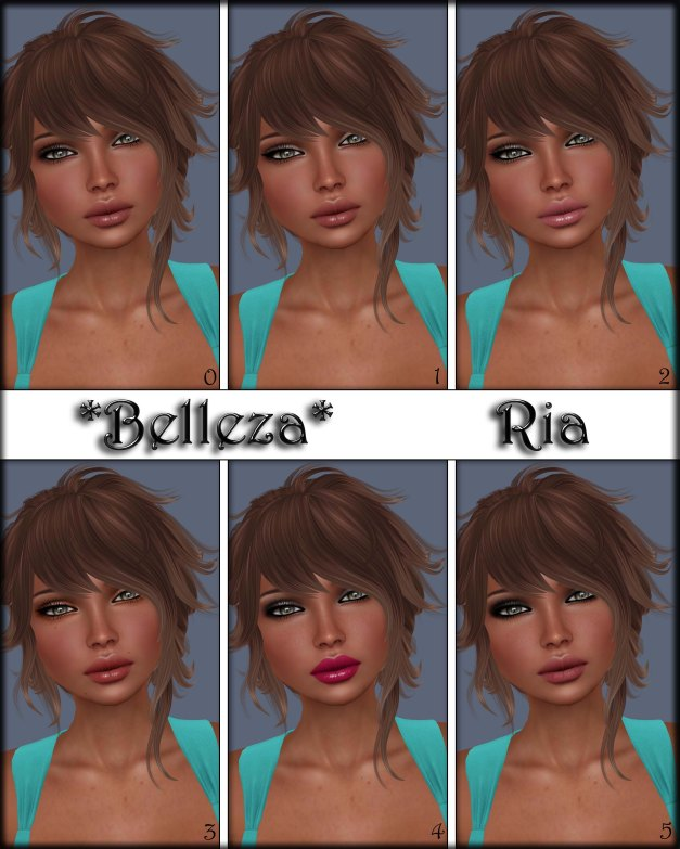 Belleza - Ria 0-5