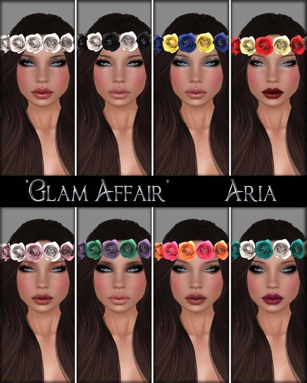 Glam Affair - Aria Jamaica C88