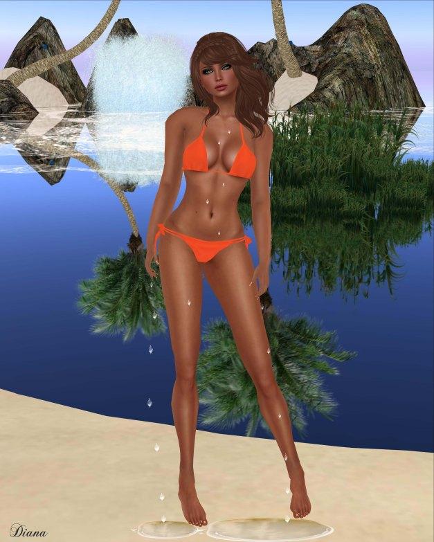 Ayiki - Tropic Bikini Mix&Match-1