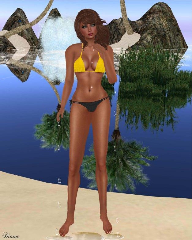 Ayiki - Tropic Bikini Mix&Match-2