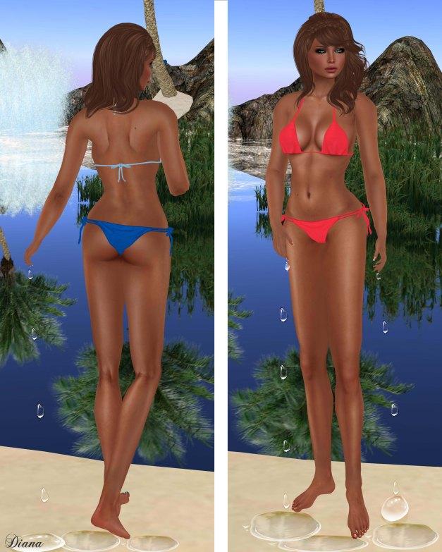 Ayiki - Tropic Bikini Mix&Match-3