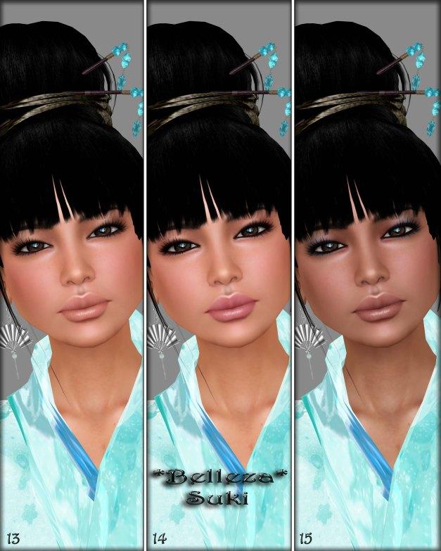 Belleza - Suki 13-15