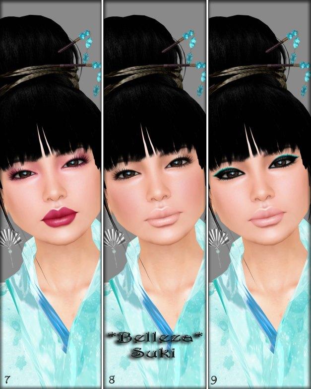 Belleza - Suki 7-9