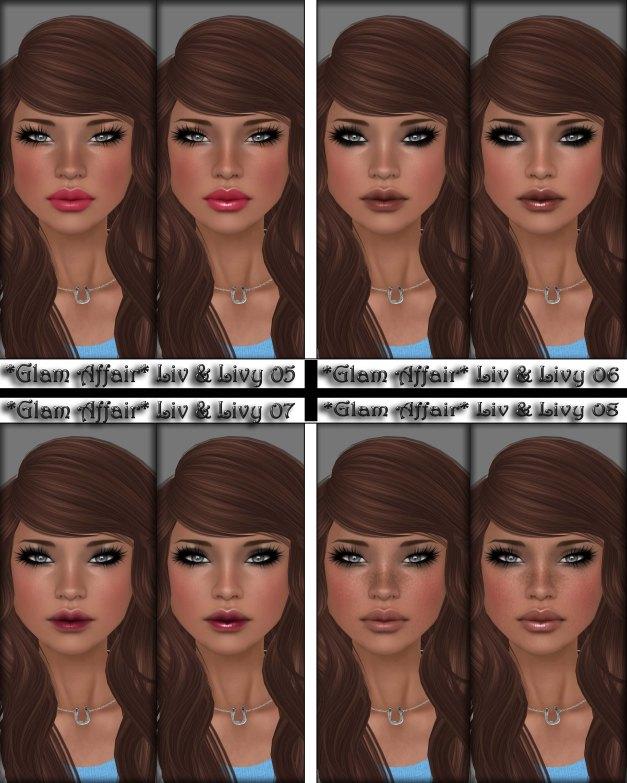 Glam Affair - Liv and Livy 05-08