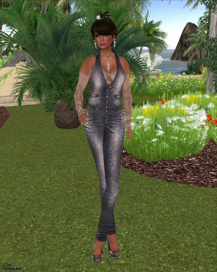 Immerschoen - Mesh Outfit Tamara-1