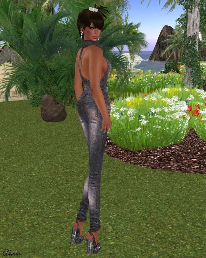 Immerschoen - Mesh Outfit Tamara-2