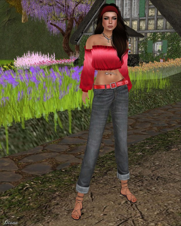 Lapointe & Bastchild - Swear Jeans Classic Boyfriend Women's Traditional-2