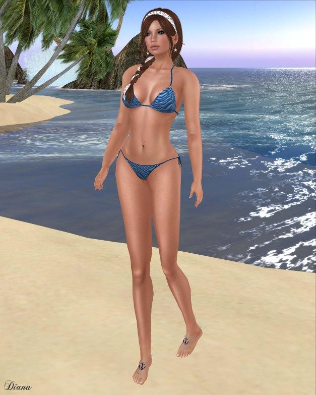 Baiastice - Luli Bikini dots
