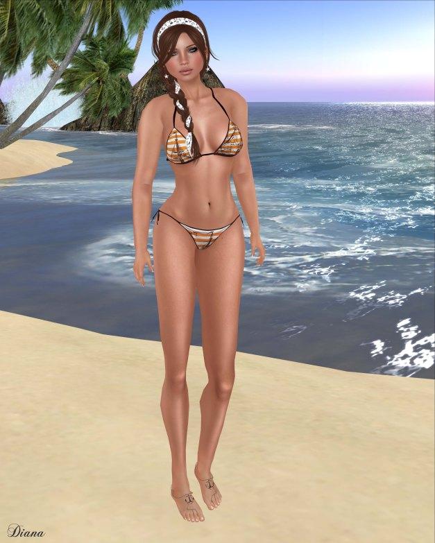 Baiastice - Luli Bikini velieri