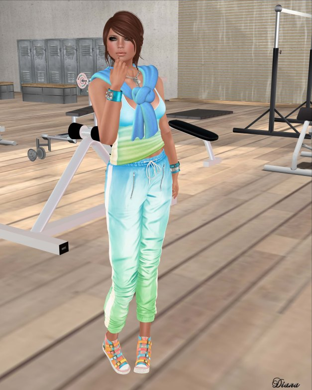 GizzA - Sport Life Candy