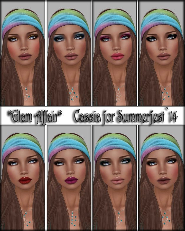Glam Affair - Cassia Summrfest`14