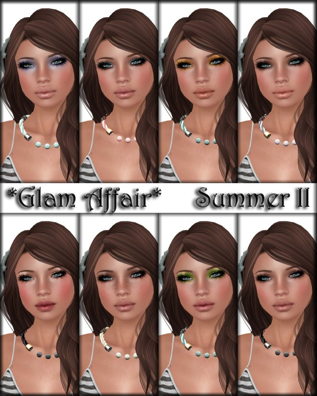 Glam Affair - Summer II