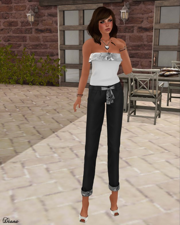 Mutresse - Rali Shirt and Geri Pants-1
