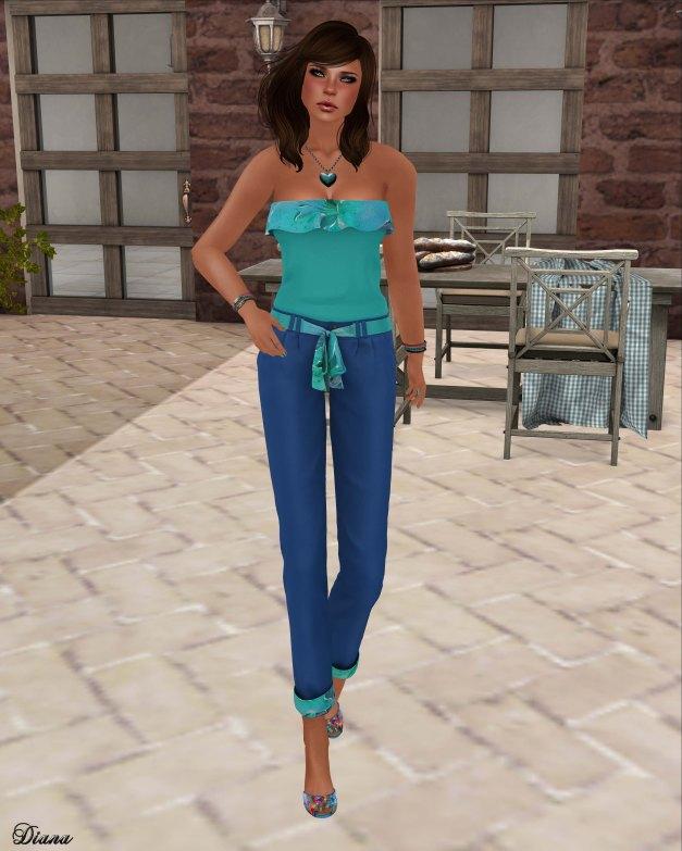 Mutresse - Rali Shirt and Geri Pants-2