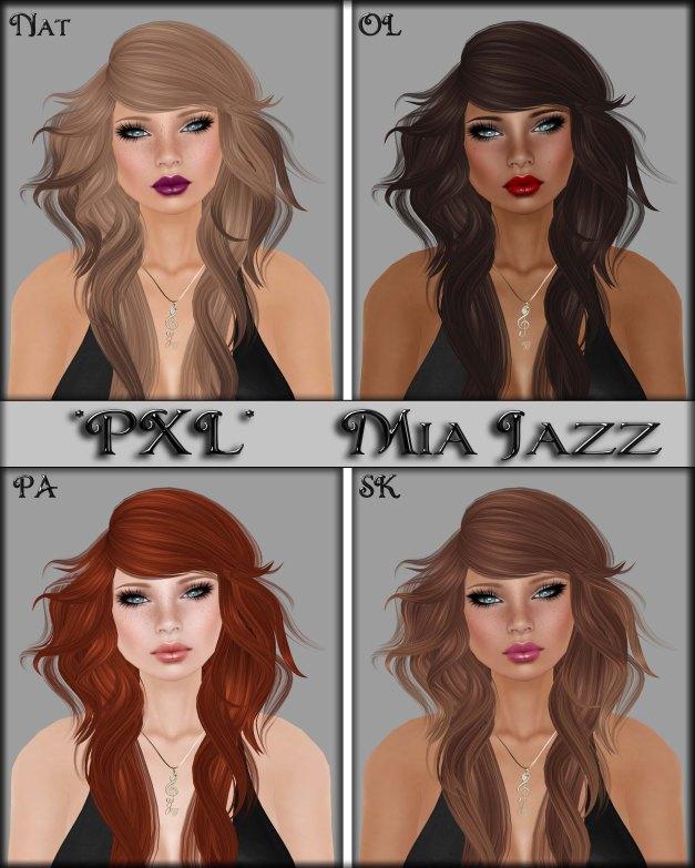 PXL - Mia Jazz