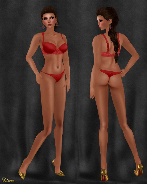 Slink - Physique Mesh Body-1