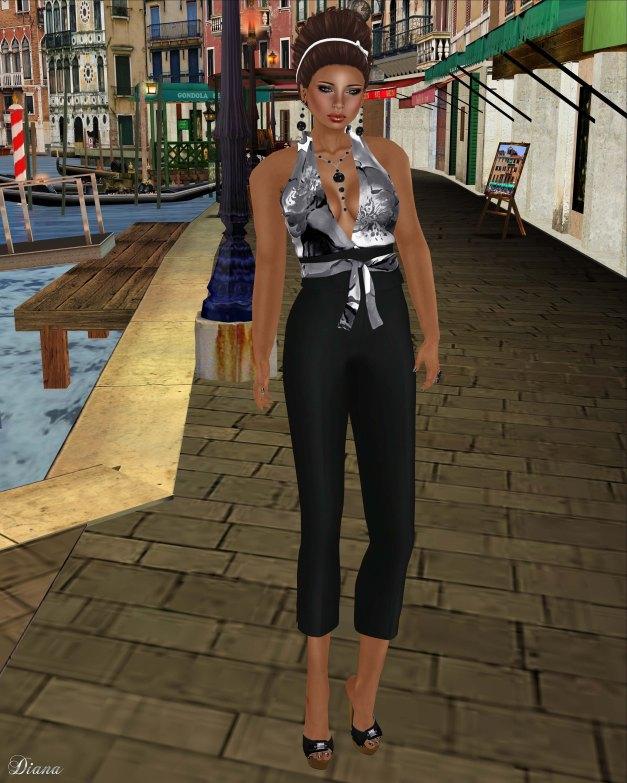 Baiastice - Felicia outfit-blackwhite