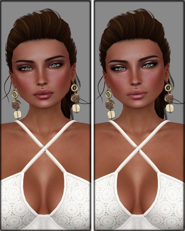Belleza - Claudia 0 and 1