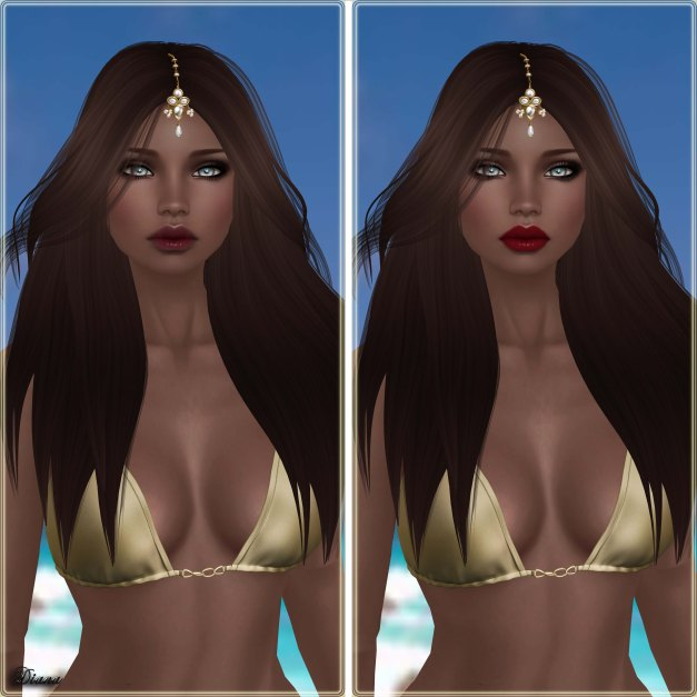 Glam Affair - Cassia Tropic 05 and 06