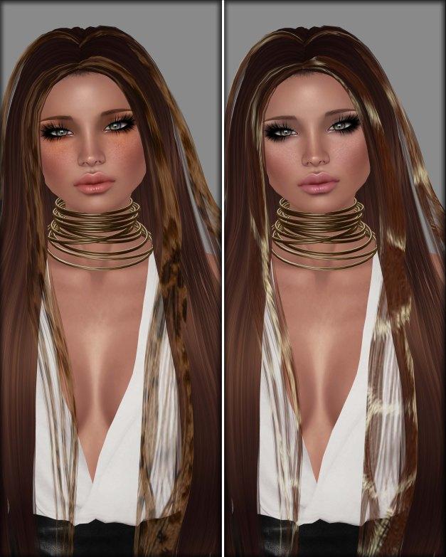 Glam Affair - Kallisto Exotic 03 and 04