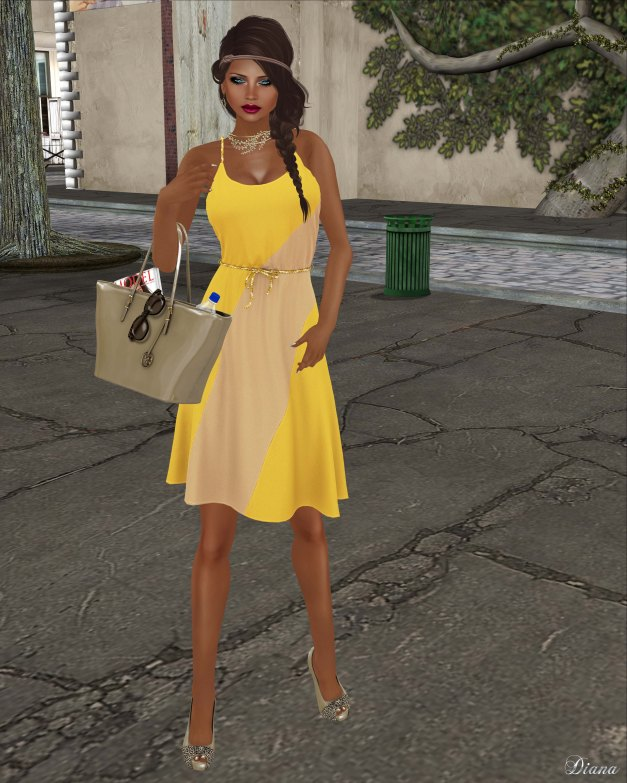 Mutresse - Netegli Dress-1