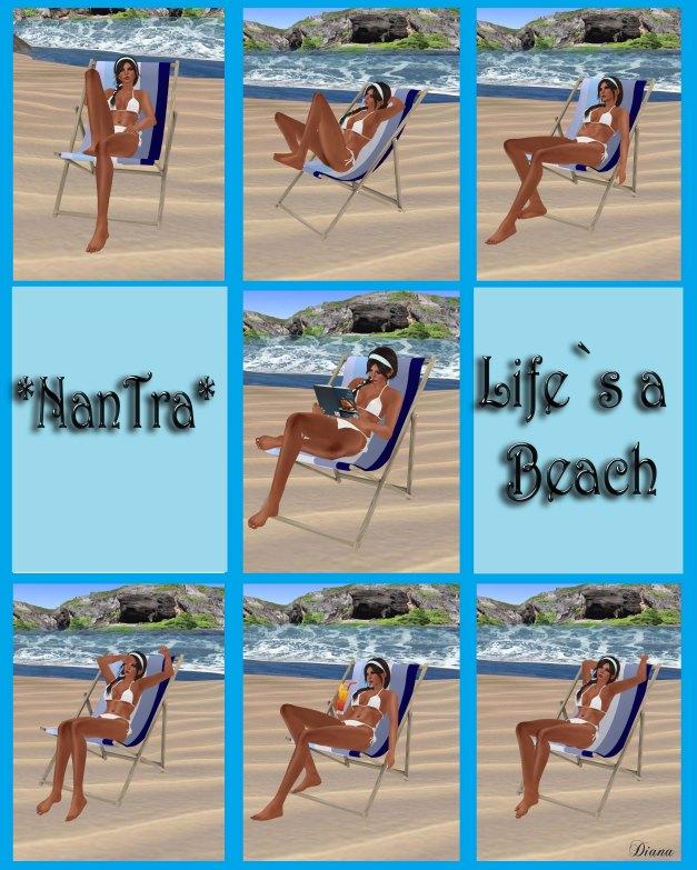 NanTra - Life's a Beach