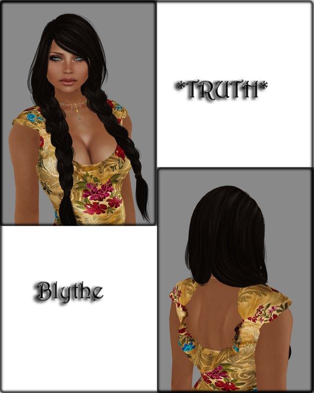 Truth - Blythe Black