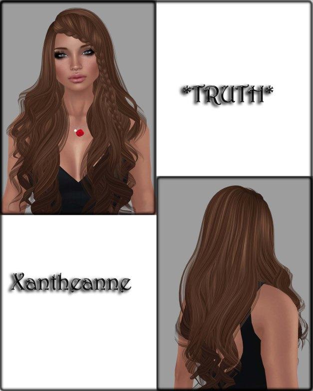 Truth - Xantheanne LightBrowns