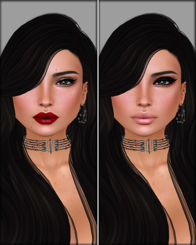 Belleza - Claudia BFF SK 1 and 2