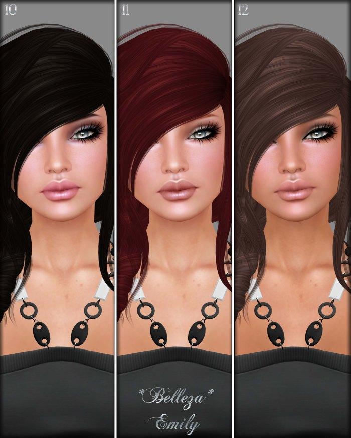 Belleza - Emily 10-12