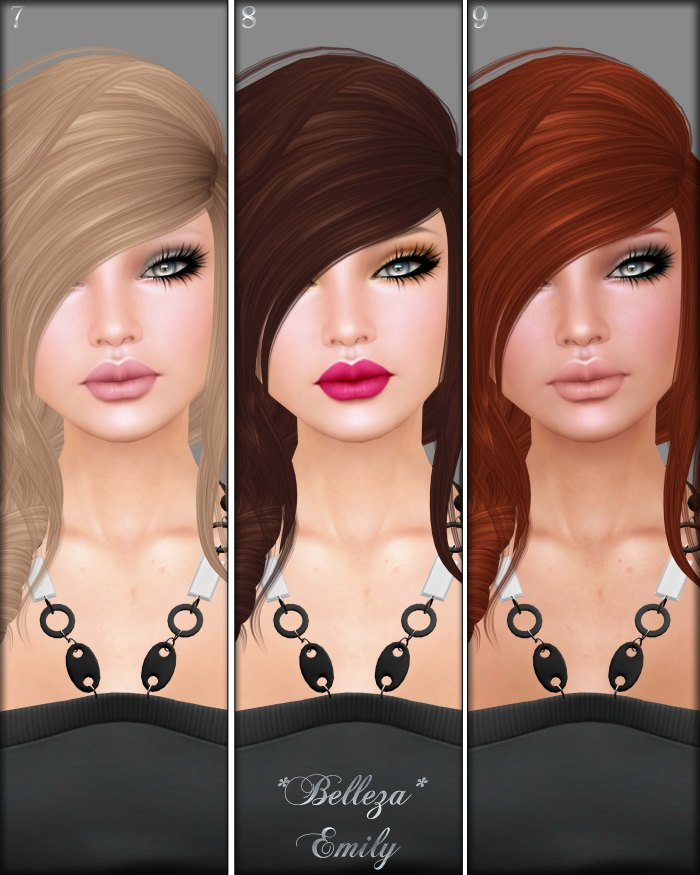 Belleza - Emily 7-9