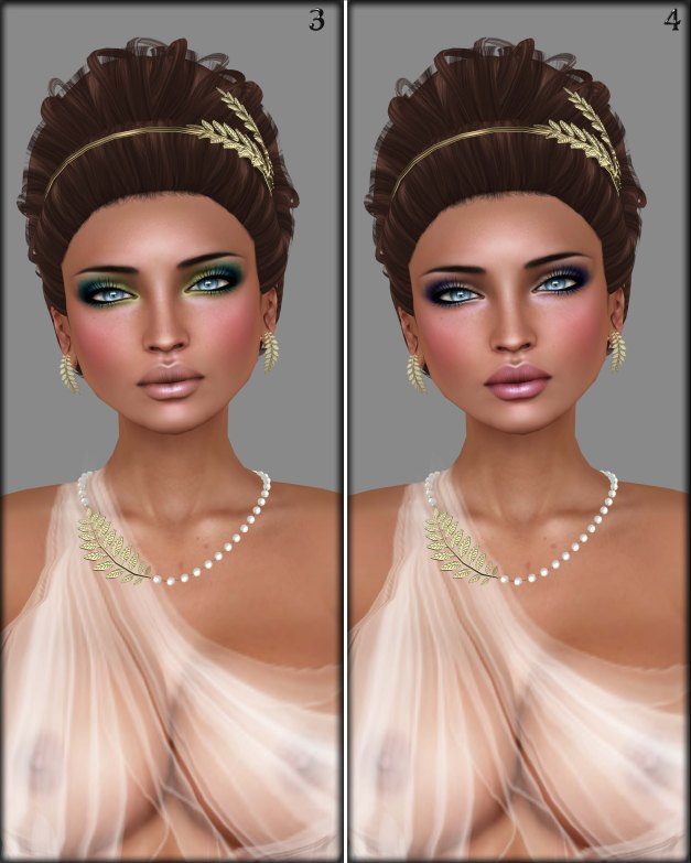Belleza - Grace 3 and 4